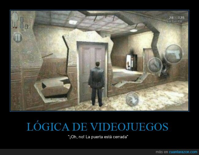 lógica,puerta,videojuegos