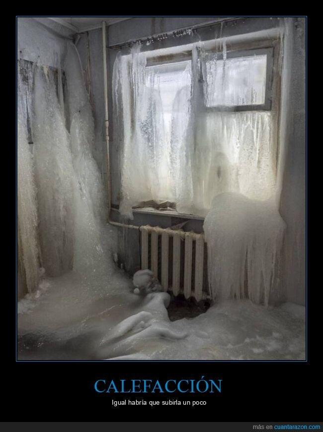 casa,frío,hielo,wtf