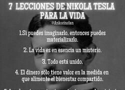 Enlace a Lecciones de Tesla