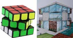 Enlace a Este arquitecto dibuja edificios inspirados en objetos cotidianos