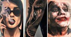 Enlace a Tatuajes increíbles que son verdaderas obras de arte