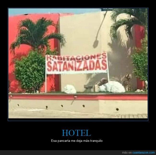 carteles,fails,habitaciones,satanizadas