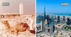Enlace a Fotografías que muestran cómo se veía Dubái antes de ser un paraíso para millonarios
