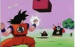 Enlace a Sé como Goku