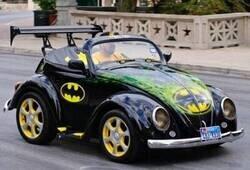 Enlace a El otro Batmóvil está en el taller