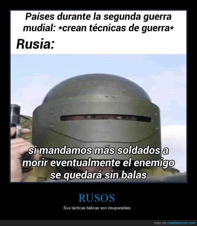 balas,ii guerra mundial,rusos,soldados