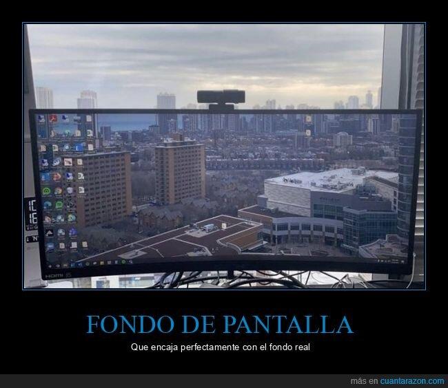 fondo de pantalla,ventana