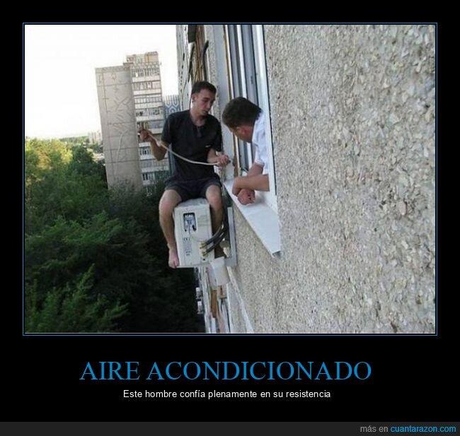aire acondicionado,wtf