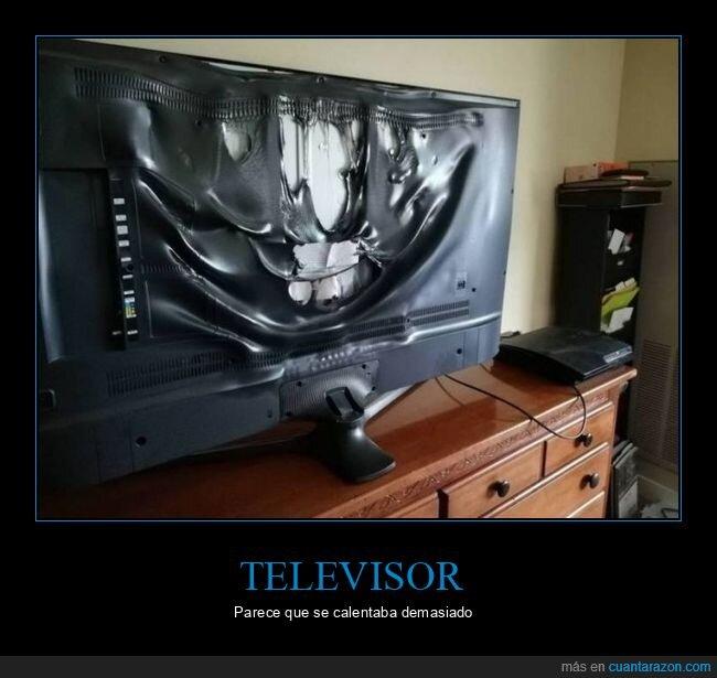 calor,fails,televisión