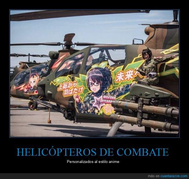 anime,helicópteros,japón
