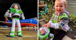 Enlace a Esta aerolínea devolvió un Buzz Lightyear perdido a su dueño de 2 años, con una prueba conmovedora de sus viajes