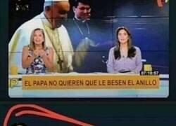 Enlace a La negativa del Papa