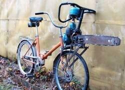 Enlace a Bici anti-zombies