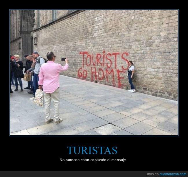 pintada,turistas