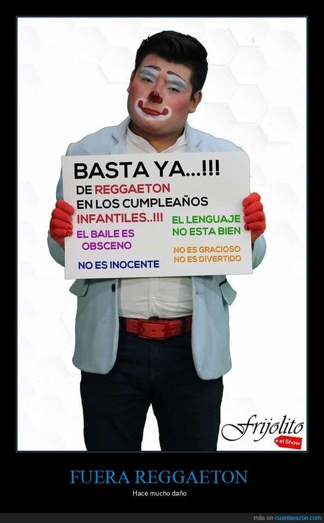 cumpleaños,niños,reggaeton