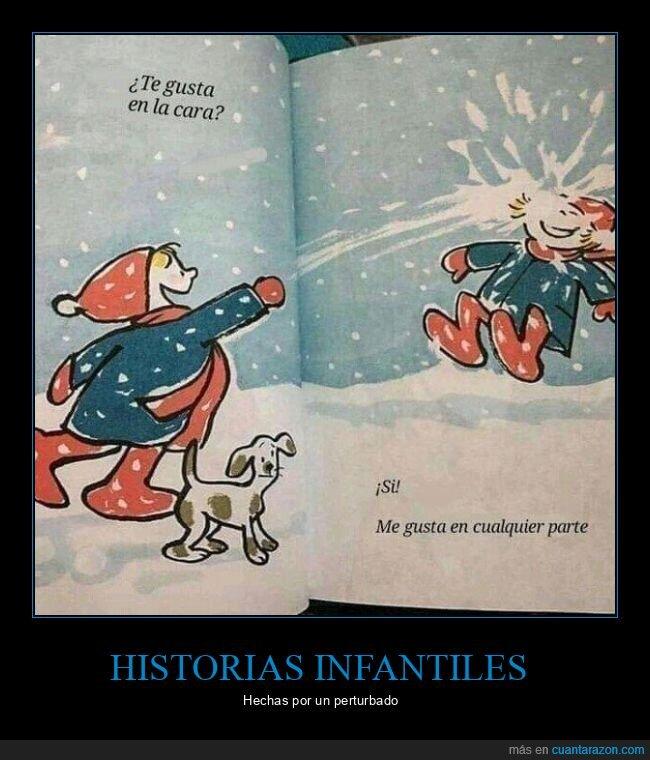 libro infantil,wtf