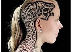 Enlace a Tatuajes vikingos brutales