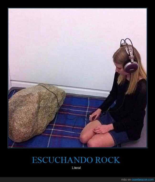 escuchando,roca,rock