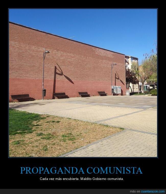 comunistas,propaganda,sombras,wtf