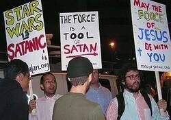 Enlace a Todo es satánico para esta gente