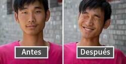 """Enlace a """"Así que les pedí que sonrieran"""": 10 retratos de desconocidos que muestran el poder de la sonrisa"""