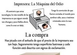 Enlace a La verdad sobre las impresoras