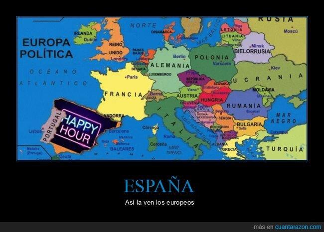 españa,europa,europeos,extranjeros,happy hour,mapa,restricciones