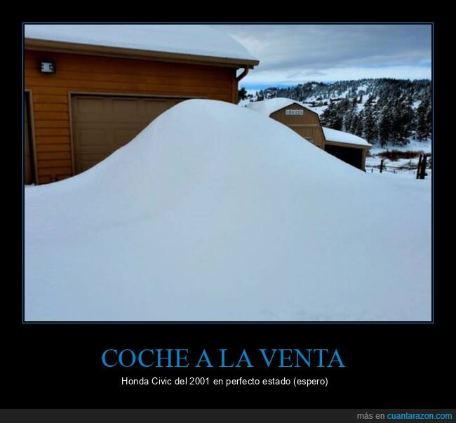 coche,nieve,wtf