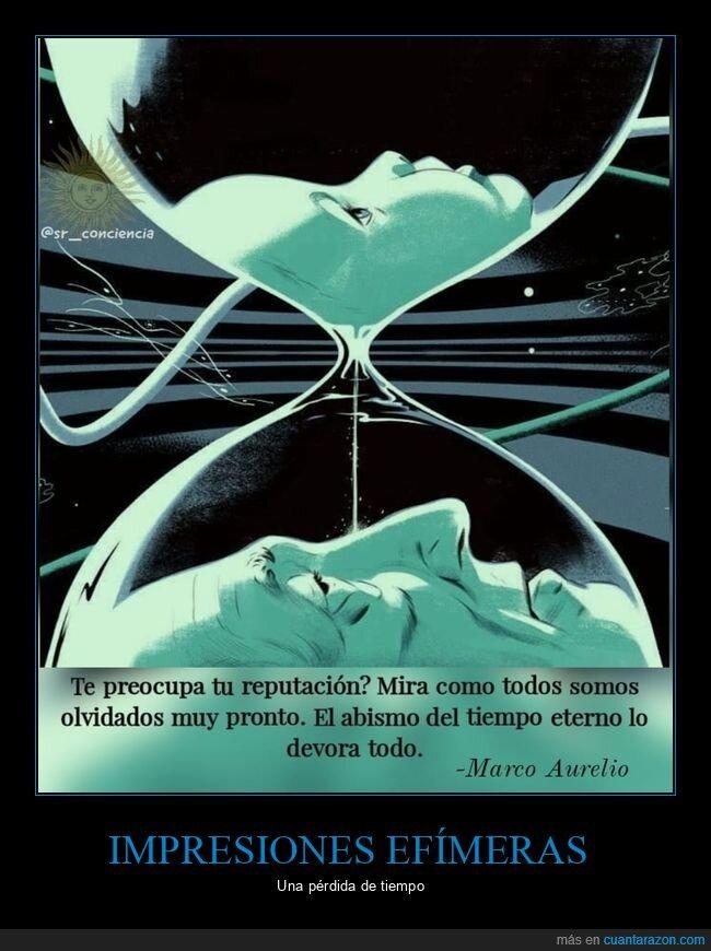 preocuperse,tiempo