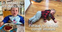 Enlace a Padres y madres comparten motivos divertidos y absurdos por los que sus hijos han llorado