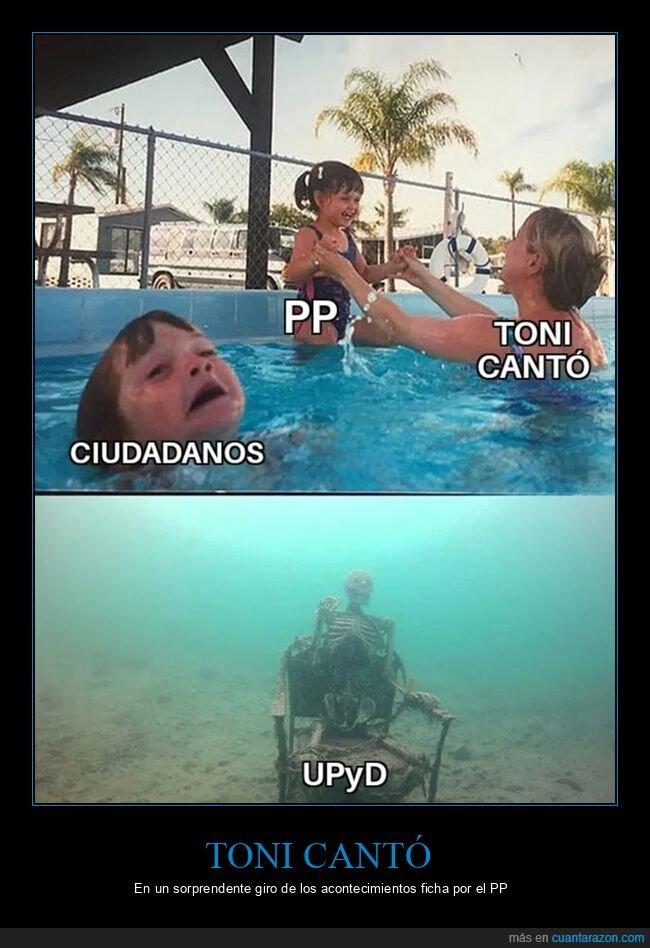 políticos,pp,thanos,toni cantó