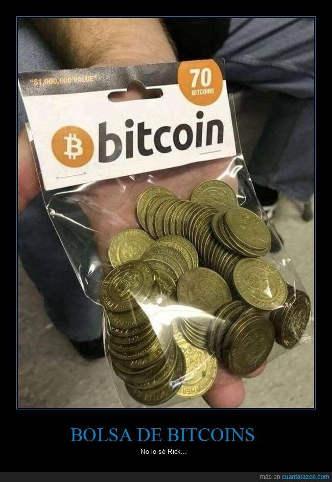 bitcoins,bolsa
