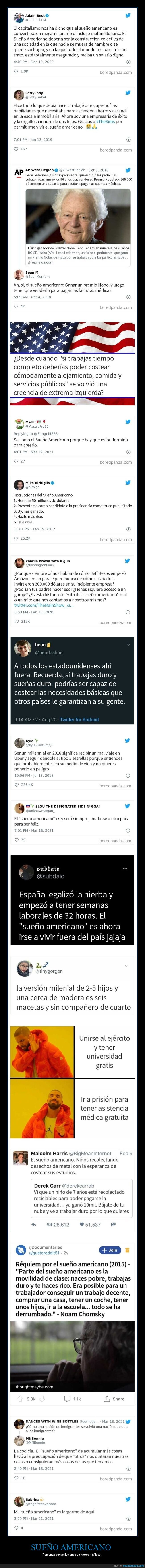 eeuu,sueño americano
