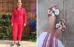 Enlace a Esta mujer publica fotos de la ropa que su novio odia, añadiendo sus comentarios