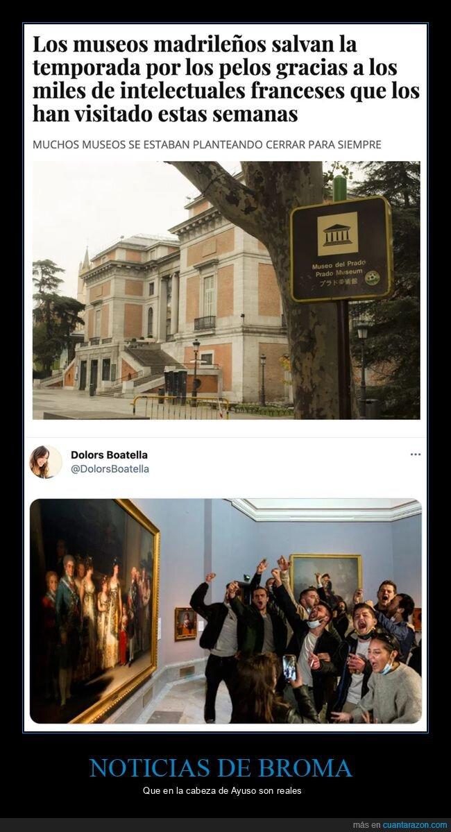 franceses,madrid,museos