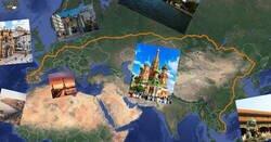Enlace a 17.000 kilómetros de viaje: Así es el recorrido en tren más largo del mundo