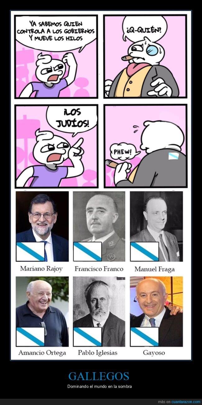conspiraciones,controlar,gallegos