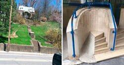 Enlace a Fallos épicos en el diseño de escaleras que podrían descalabrarte