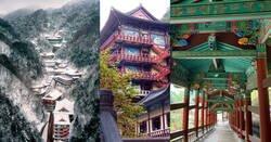 Enlace a Así es Guinsa: el templo más bonito de Corea que alberga a 10.000 monjes y ofrece comida gratis