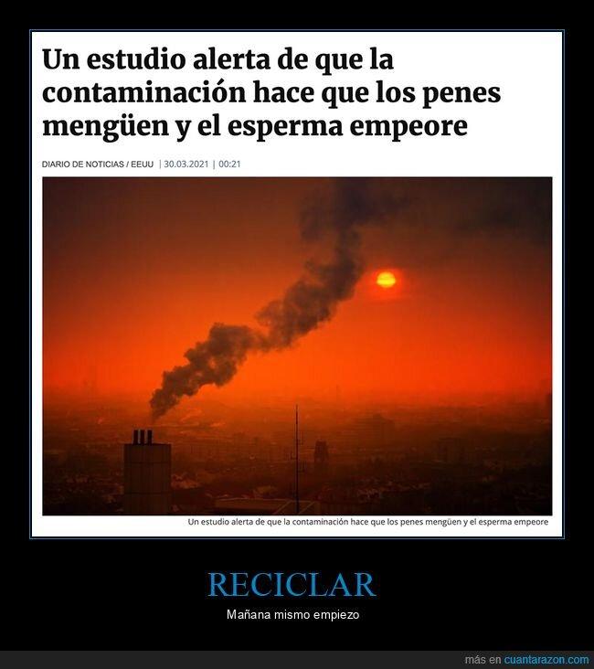 contaminación,wtf