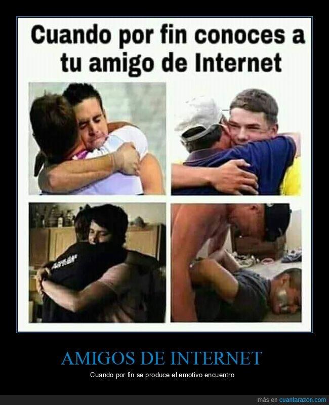 amigo,conocer,internet,wtf