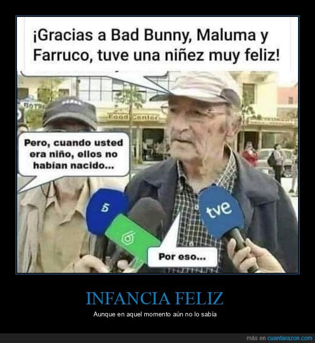 bad bunny,infancia,maluma,nacer