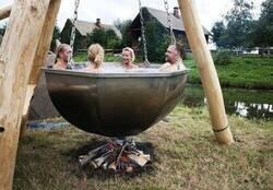Enlace a Baño relajante
