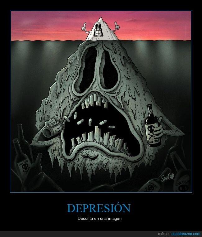 depresión,mental,salud