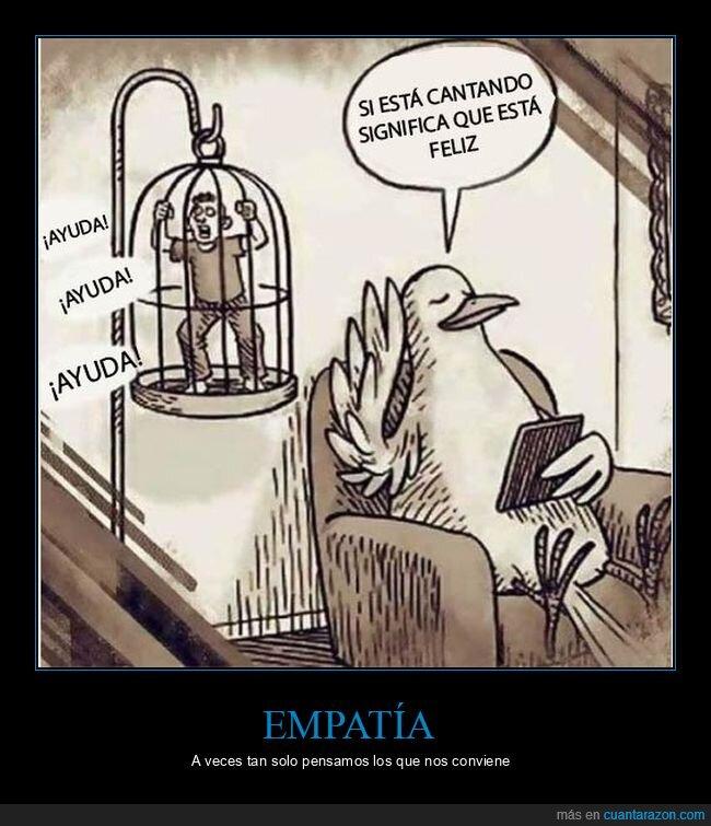 cantando,feliz,humano,jaula,pájaro
