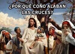 Enlace a Qué cruz...