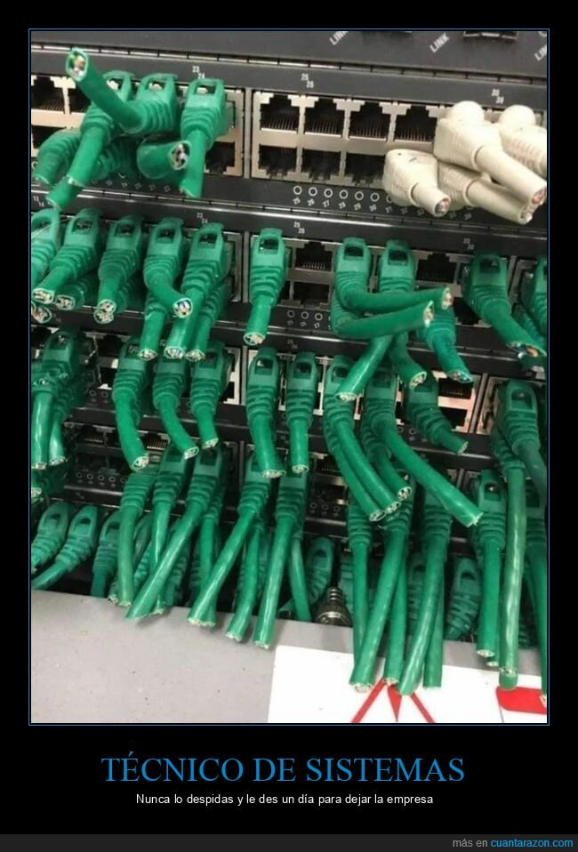cables,cortados,despedir,sistemas
