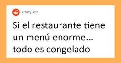 """Enlace a Chefs revelan las """"señales de alarma"""" de los restaurantes que indican que deberías comer en otro sitio"""