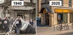 Enlace a Comparaciones que muestran cómo han cambiado algunos lugares con el paso del tiempo