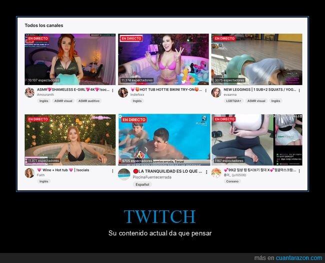 contenido,twitch